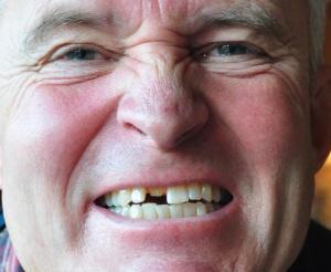 Uten tann