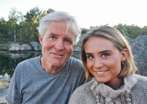 Ellen: «I 2009 fikk pappa hjerneslag! Men jeg ville også bli sett oghørt!